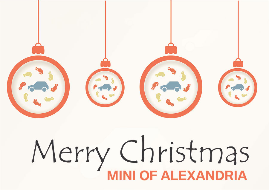 All of us at Passport MINI of Alexandria join in wishing you a Merry