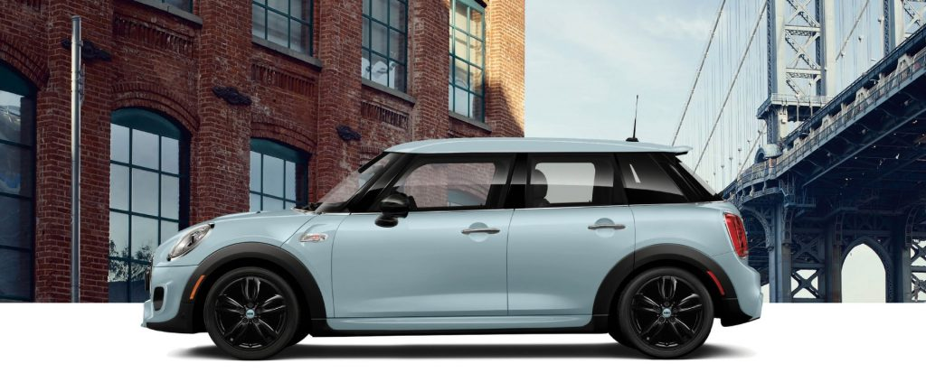 The 2019 Mini Cooper S Hardtop 4 Door Ice Blue Edition Mini Of