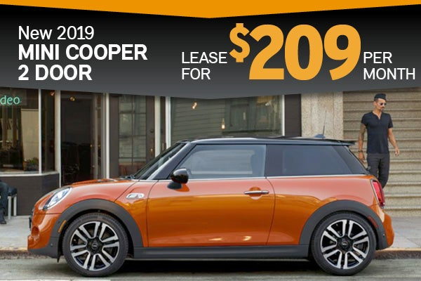 2019 Mini Cooper Hardtop 2 Door